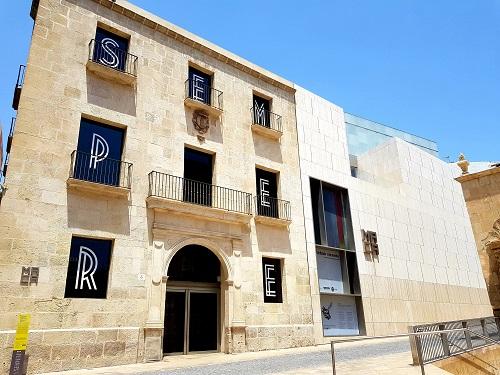 het maca museum in alicante