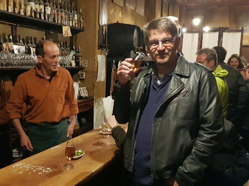 Aan de Sherry in La Venencia