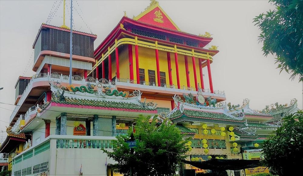 Wat Thawon Wararam in Hat Yai