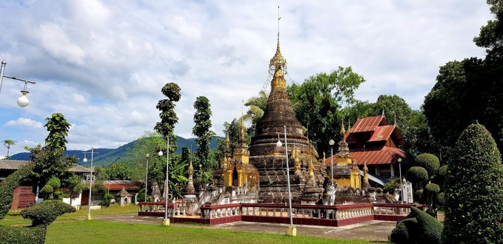 Wat Jong Soong in Mae Sariang